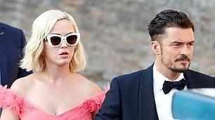 Nozze Misha Nonoo, festa a Villa Aurelia: Katy Perry e Bloom tra i primi arrivati