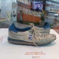Roma, una pista di atletica ricavata dal riciclo di scarpe da ginnastica