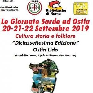 Roma, canti, balli e cucina con le Giornate Sarde di Ostia