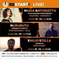 Roma, torna Restart, il quinto festival delle creatività antimafia