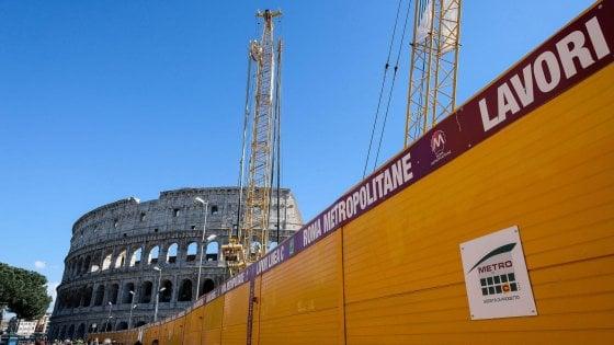 Roma, Metro C al capolinea: né soldi né progetti. Sepolte le due talpe