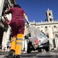 Rifiuti a Roma, ancora scontro sul bilancio di Ama: si dimette il cda. E' il sesto vertice che