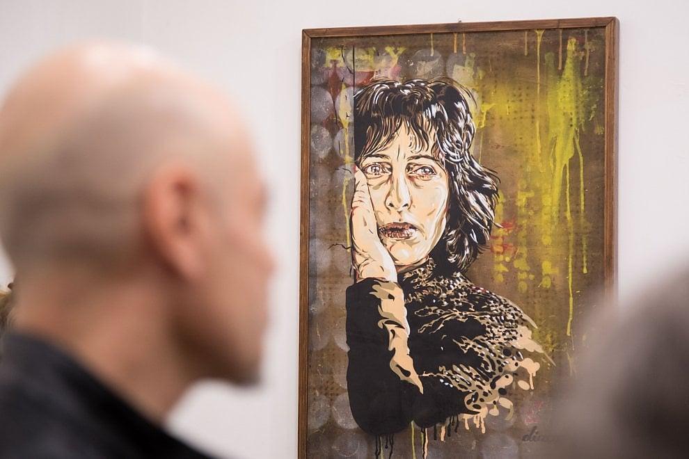 Da Lucamaleonte a Diavù, cinque artisti per i 10 anni di MURo