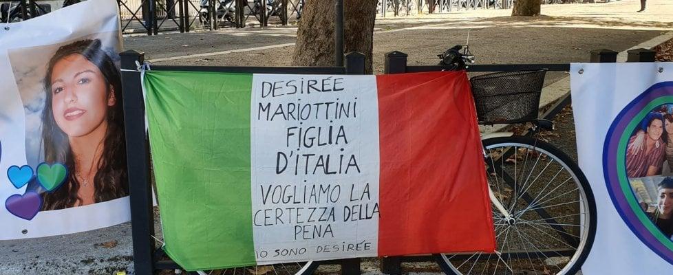 """Desirée Mariottini, si apre il processo. Un teste: """"Gli imputati ci impedirono di chiamare soccorsi"""". Regione e Comune parti civili"""