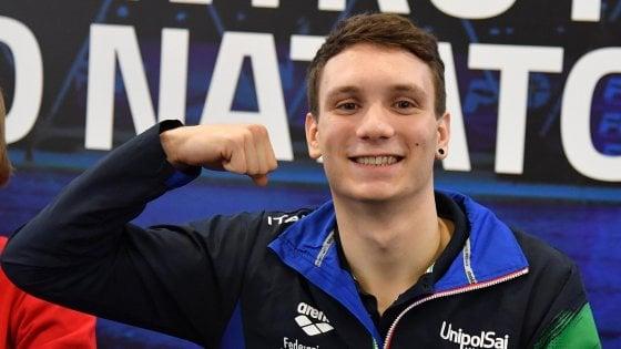 """Roma, in due spararono a Manuel Bortuzzo: condannati a 16 anni. Il nuotatore: """"Sentenza non mi ridà le gambe"""""""