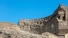 Mausoleo S. Elena   foto   riapre dopo il restauro