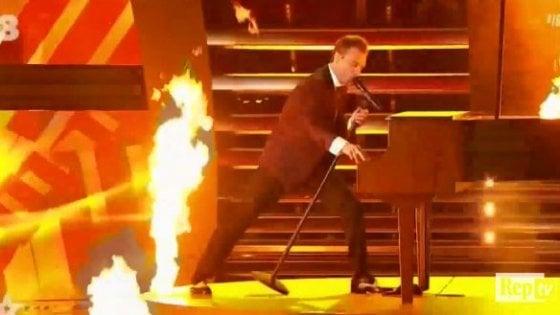 Accoltella musicista al gluteo, denunciato Sorgentone, vinse Italia's Got Talent '19 col 'pianoforte infuocato'