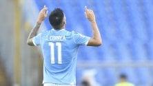 Lazio-Atalanta 3-3  grande rimonta da 0-3