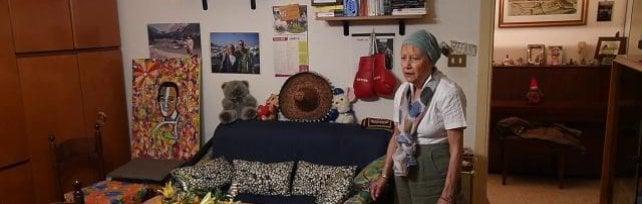 """La mamma di Cucchi: """"I miei dieci anni  video      insieme a Stefano aspettando la verità"""""""