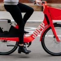 Bike sharing, il Comune ci riprova: arriva Jump