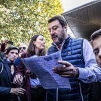Roma, Salvini: