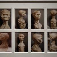 A Roma la mostra sul papà di E.T:  Rambaldi, una leggenda in punta di matita