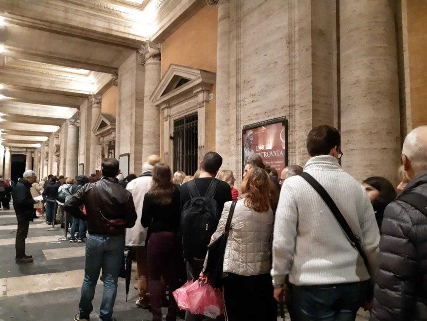 Musei aperti di sera a Roma, grande successo per i Musei Capitolini