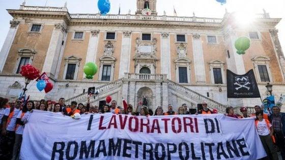 Roma Metropolitane, il Tar dà ragione al Comune: la società va in liquidazione