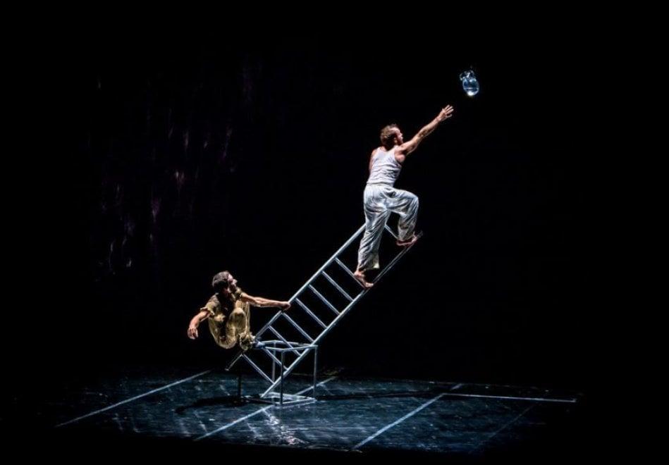 RomaEuropa Festival, se Beckett si plasma in un dramma musicale col circo