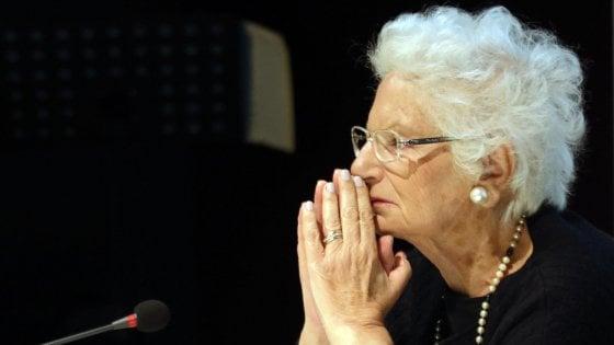 Roma, un appello dei sindaci del Lazio a sostegno della senatrice Segre
