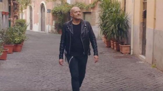 """Max Pezzali """"Povera Roma ma io la amo"""""""