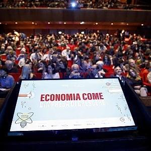 Roma, Auditorium sold out per il festival dell'Economia