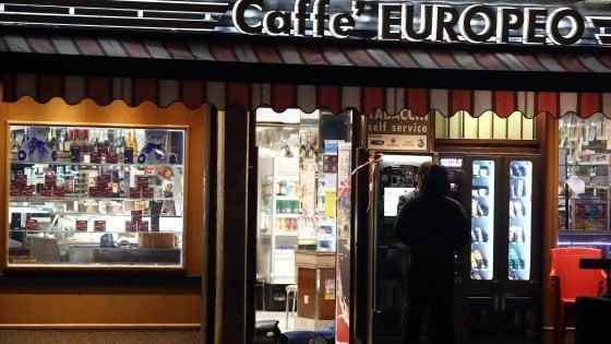 """Roma, rapina al bar di Cinecittà Est: """"Banditi puntavano a 25mila euro di bottino"""""""