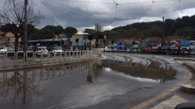 Pioggia e vento su Roma e Lazio, martedì con allerta gialla della Protezione civile