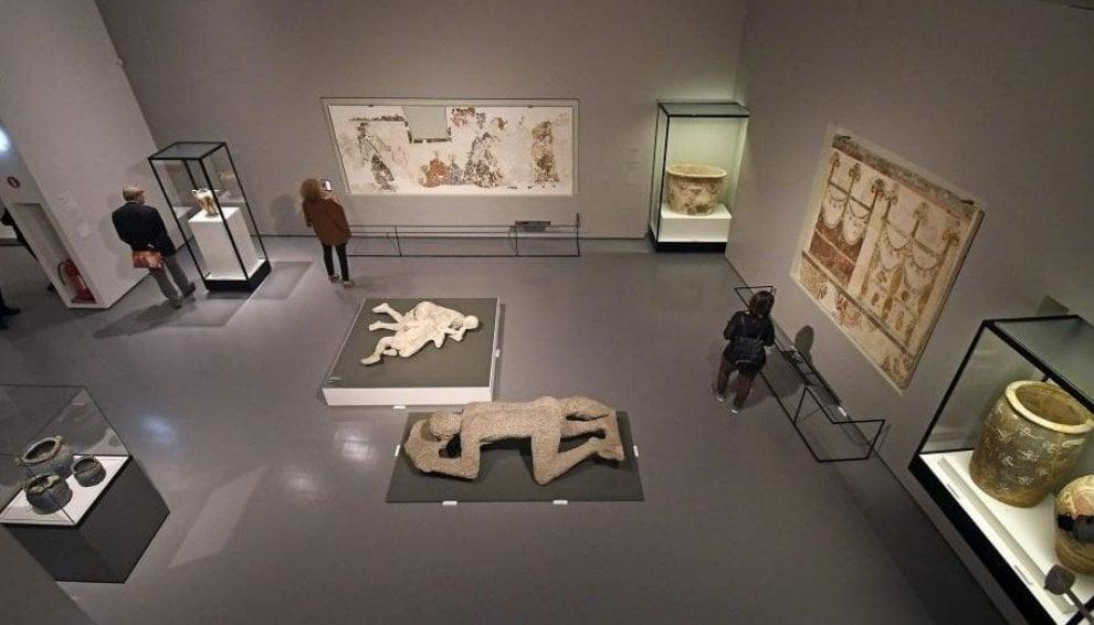 Mostra Pompei e Santorini, anche Eva Cantarella e Mario Tozzi per le Scuderie del Quirinale