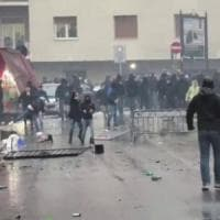 Calcio, tafferugli prima di Lazio-Atalanta: 13 misure cautelari per ultrà biancocelesti