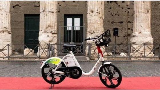 Greta, la bici: sbarca a Roma un altro colosso di e-bike