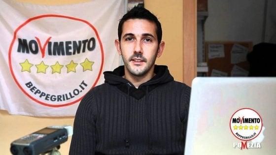 Pomezia, la capriola di Fucci: da ex sindaco M5s al salto sul Carroccio