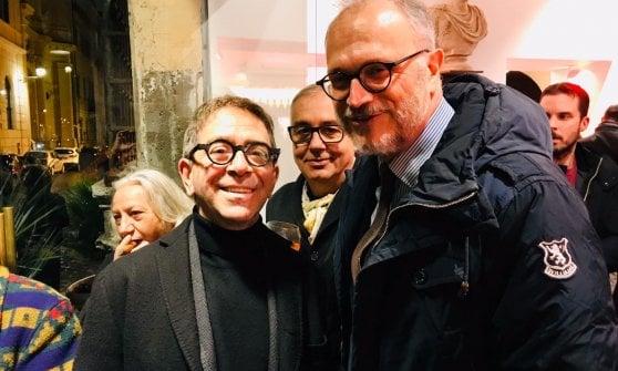 Roma, volti noti tra premi e teatri