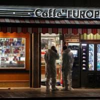 Roma, CasaPound e saluti fascisti al funerale di Proietti