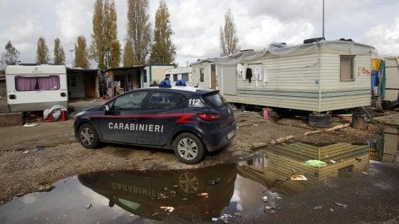 Roma, neonata muore in un campo rom: indagati i genitori