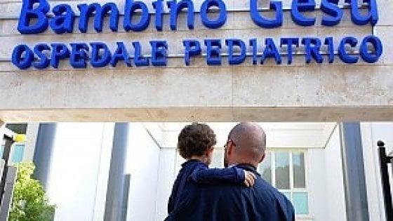 Bronco 3D impiantato su un bambino di 5 anni a Roma