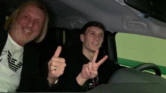 Manuel Bortuzzo supera l'esame per la patente speciale. E torna a Roma con l'auto regalata dai colleghi del papà