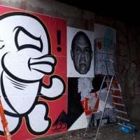 """Ostiense, il quartiere della street art: """"Così cambia Roma"""""""