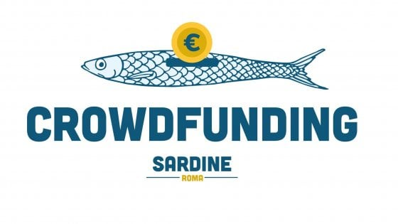 Roma, al via il crowdfunding per il grande flash mob delle Sardine a San Giovanni