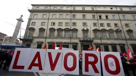 Roma e Lazio, 15 mila posti di lavoro a rischio