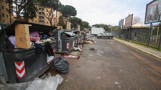 """Rifiuti Roma, Stefano Zaghis (Ama): """"Ora discarica e inceneritore"""""""