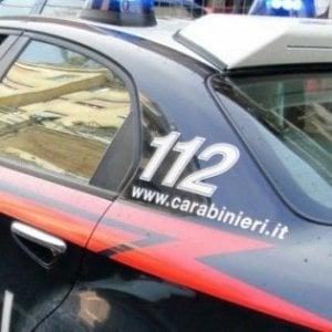 Roma, usano l'auto come ariete e svaligiano la banca: colpo da 40 mila euro