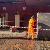 Roma, abusi al Central di Testaccio: iniziate le demolizioni