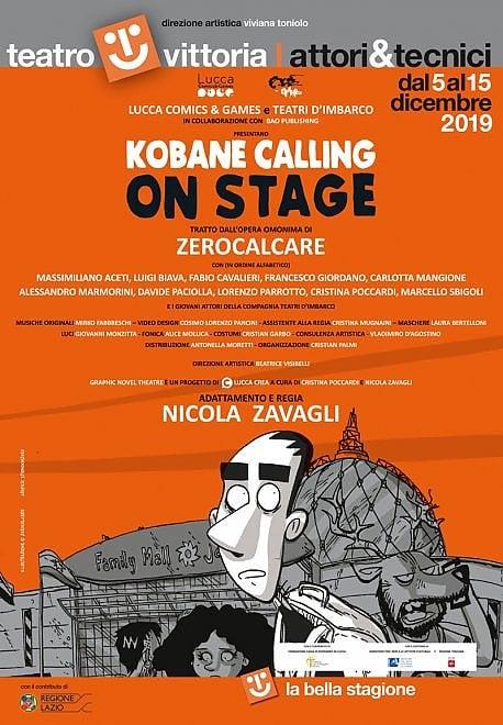 Kobane Calling, in scena l'atto d'amore di Zerocalcare per le battaglie dei curdi