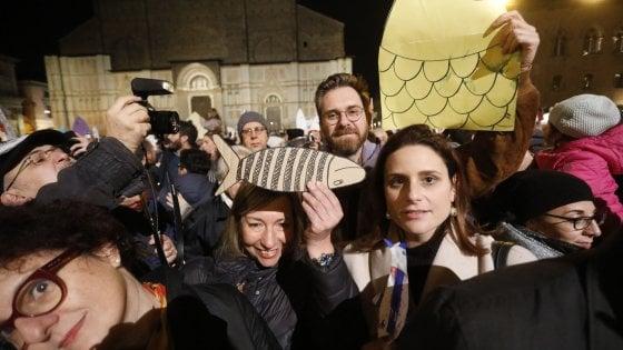 Sardine a Roma, obiettivo 100mila in piazza San Giovanni. Le info su metro e strade chiuse