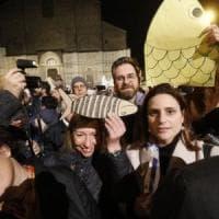 Sardine a Roma, obiettivo 100mila in piazza San Giovanni. Le info su metro