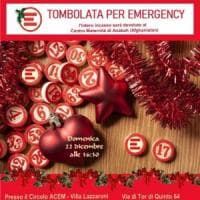 "Emergency, un ""calendario dell'avvento"" e appuntamenti solidali con"