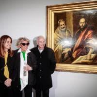 I Santi Pietro e Paolo di El Greco a Palazzo Rhinoceros di Roma