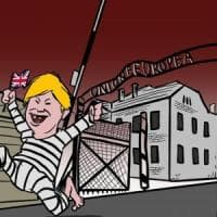 """""""La Ue come un lager"""": polemica sul vignettista scelto da Raggi per i fumetti di..."""