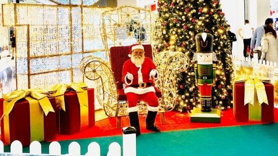 """Babbo Natale si chiama Liborio: """"Io, senzatetto regalo ..."""