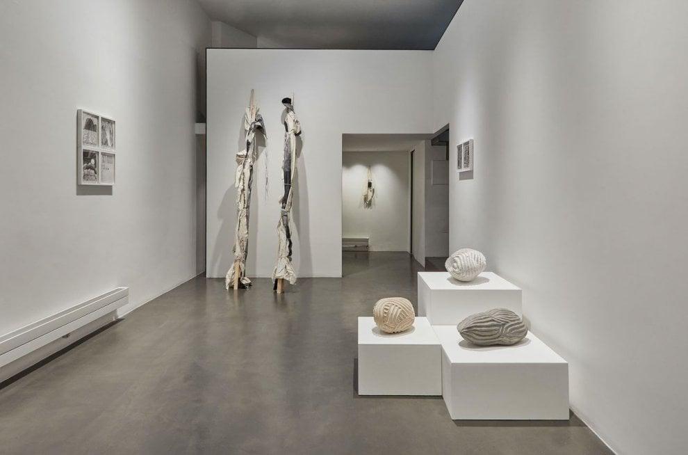 Roma, 'paesaggi interiori' alla Galleria Anna Marra