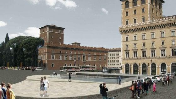 Roma, l'archeo-metro di piazza Venezia. Ripartono i lavori ma fondi a rischio