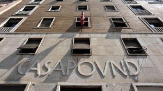 """Immobile Casapound a Roma, 8 dirigenti a giudizio. Corte dei Conti: """"Nessuna azione per recuperare mancati affitti"""""""
