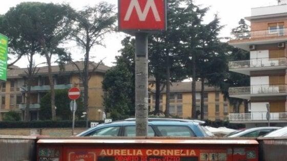 Metro A, ultime corse da stazione Cornelia: dalla mattina chiude per almeno tre mesi